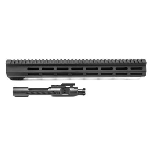 """AR-15 M-LOK 15"""" Handguard BCG Bundle"""