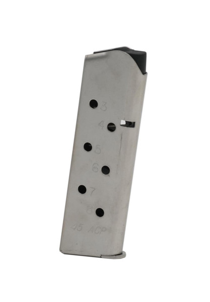 1911 8rd Full Size/ Commander Magazine with Pad