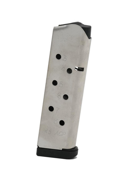 1911 8rd Full Size/Commander Magazine with Pad