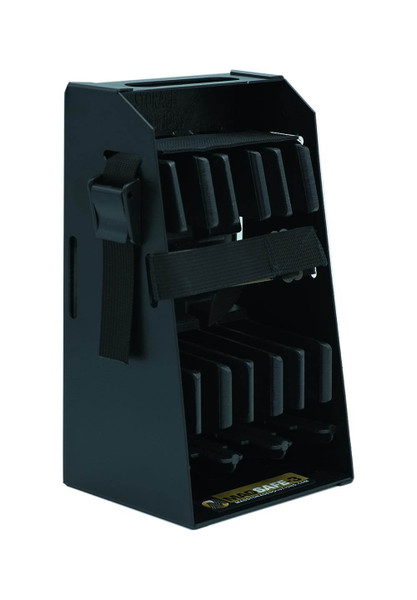Mag Storage Solutions Magazine Safe for Aluminum and Stainless Steel AR-15 Magazines.