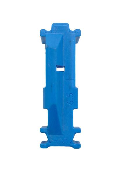 Blue Follower for 6.5 Grendel  AR-15 Magazines