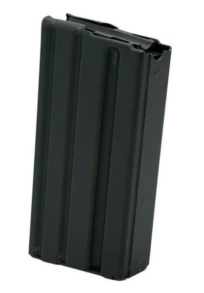 7rd .450 Bushmaster Black Marlube Stainless Steel with black follower
