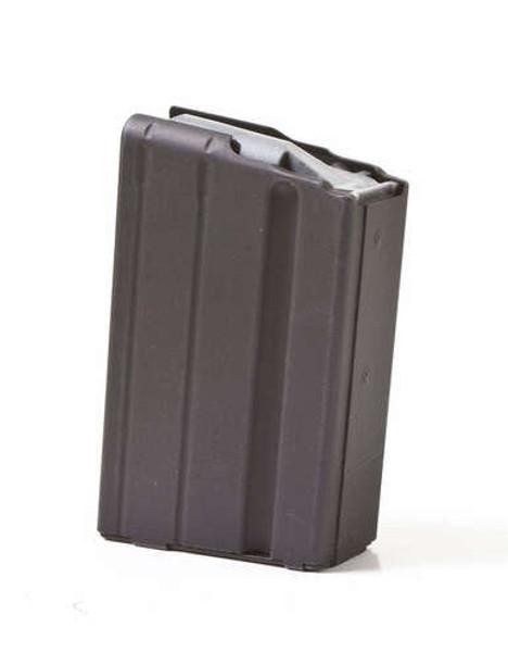 10rd Black Marlube Stainless Steel 6.8SPC Magazine