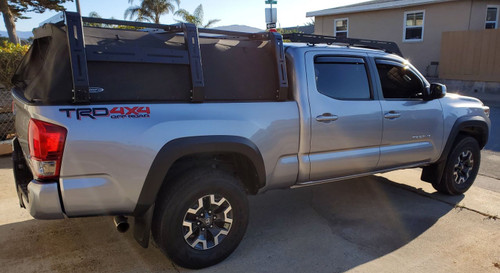 Toyota Tacoma Softopper Canvas Cage