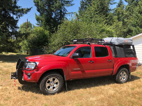 Toyota Tacoma Gen2 Canvas cage
