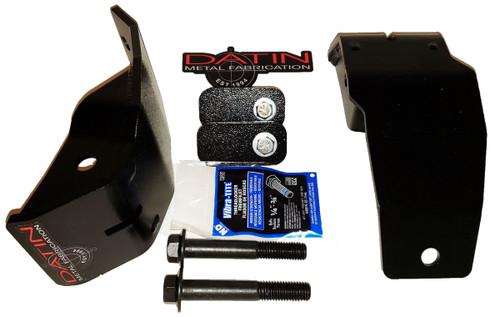 Chevy Colorado ZR2/Z71 Shock Skids Max Protection