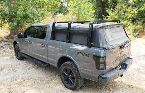 Ford truck Canvas cage bed rack
