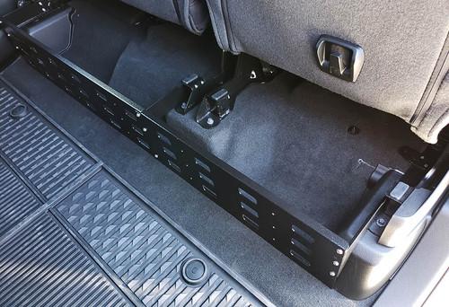 Dodge Ram under seat  Molle storage