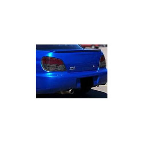 IAG-BDY-2011 IAG RockBlocker Smoked Tail Light Overlay Film Kit for 2006-07 Subaru WRX / STI.