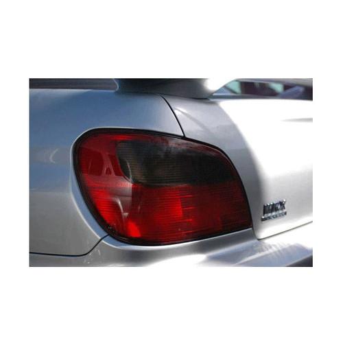 IAG-BDY-2014 IAG RockBlocker Smoked Reverse Light Overlay Film Kit for 2002-03 Subaru WRX.