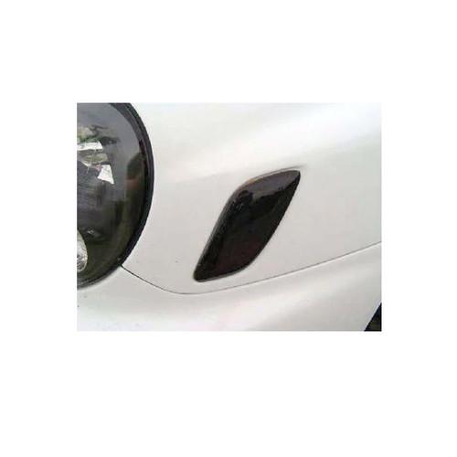 IAG-BDY-2017 IAG RockBlocker Smoked Side Marker Overlay Film Kit for 2002-03 Subaru WRX.