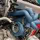 RACE3 Audi RS3/TTRS turbo kit. For Garrett G40 and G42-1200C