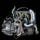 RACE3 Audi RS3/TTRS turbo kit w/ Garrett G35-1050 turbo (1,000 WHP)