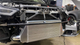 """RACE3 AUDI RS3 4.5"""" thick intercooler with rebar"""