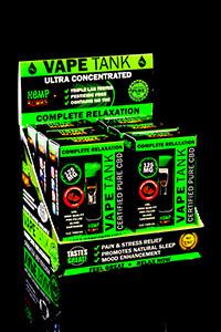 CBD Vape Cartridges