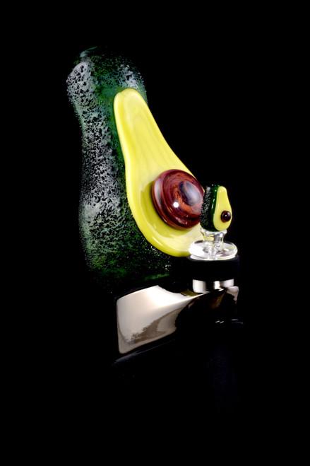 (US Made) Avocado Puffco Peak Attachment - V0410
