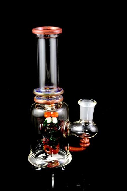 Bulk UV reactive glass water bongs wholesale.