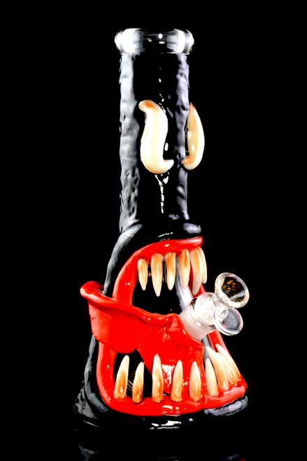 Large GoG Venom Beaker Water Pipe - WP1906