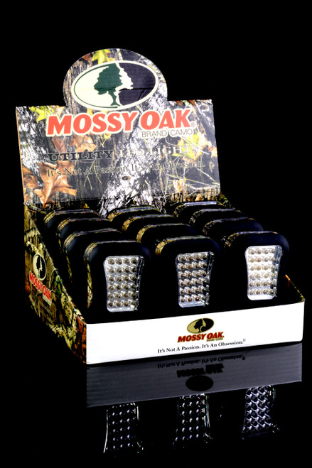 12 Pc Eagle Mossy Oak LED Light Display - M0318