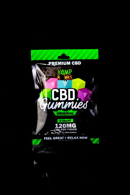 8 Count CBD Gummies - CBD248