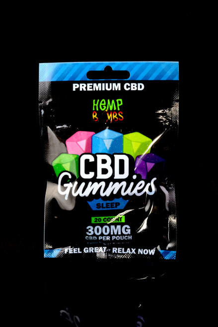 20 Count CBD Sleep Gummies - CBD249