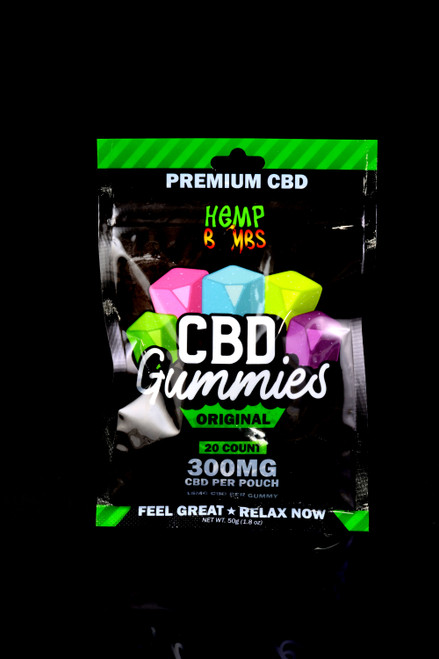 20 Count CBD Gummies - CBD250