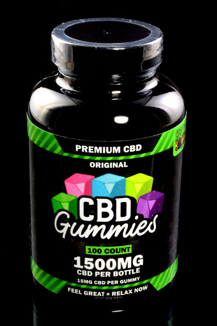 100 Count CBD Gummies - CBD251