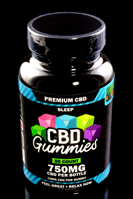50 Count CBD Sleep Gummies - CBD257