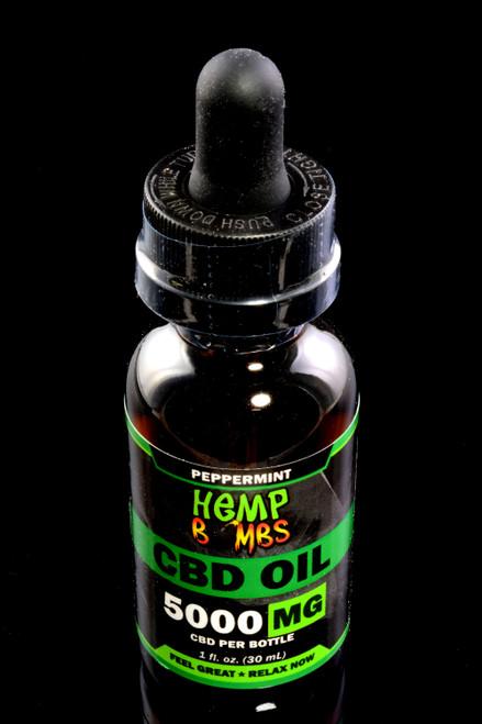 5000mg CBD Tincture Oil - CBD261