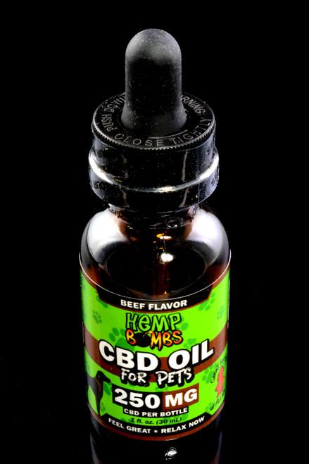 250mg Pet CBD Oil - CBD263