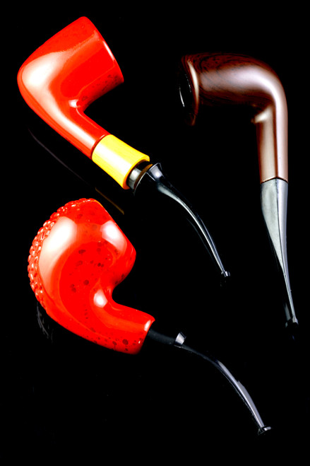 (Mix) Classic Wood Pipe - W0225