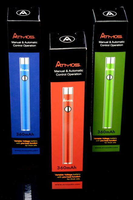 Atmos Nano Prime Plus Battery 360mAh - V0429