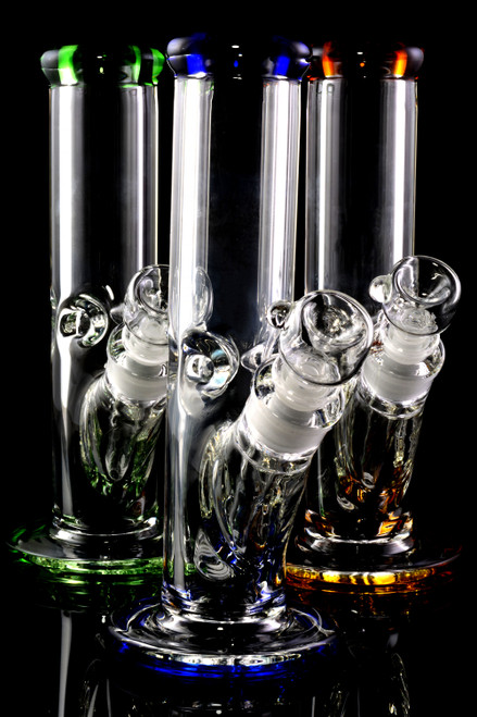 Bulk thick glass on glass wholesale bongs for resale.