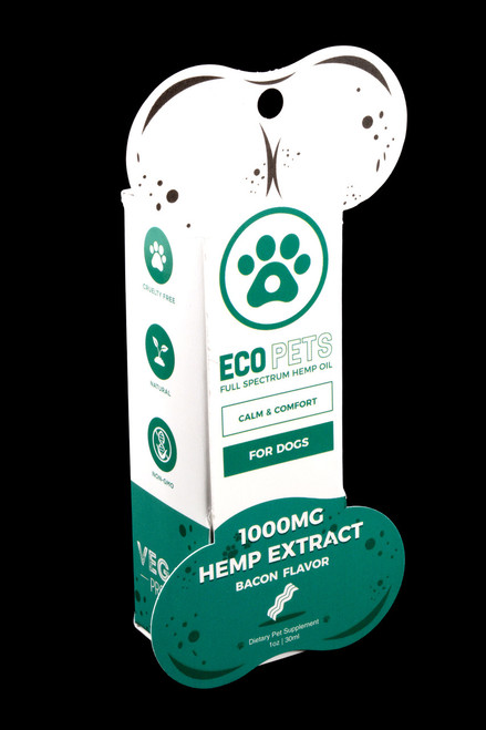 (Expires Soon) EcoPets Hemp Extract for Dogs - CBD150EXP