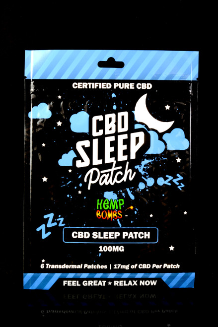 (Expires Soon) CBD Sleep Patches - CBD229EXP