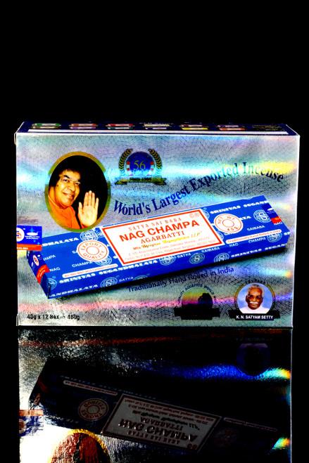 Satya Nag Champa Incense - M0340