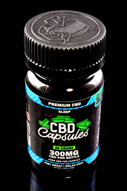 20 Count CBD Sleep Capsules - CBD272