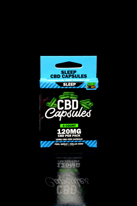 8 Count CBD Sleep Capsules - CBD274