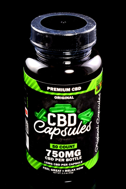 50 Count CBD Capsules - CBD275