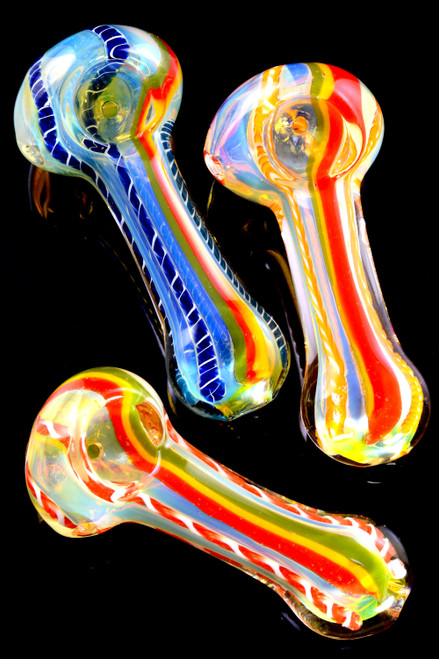 Bulk cheap glass wholesale hand pipes for resale.