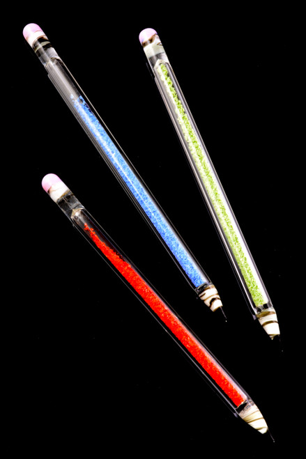 Colorful Glass Pencil Dab Tool - M0344