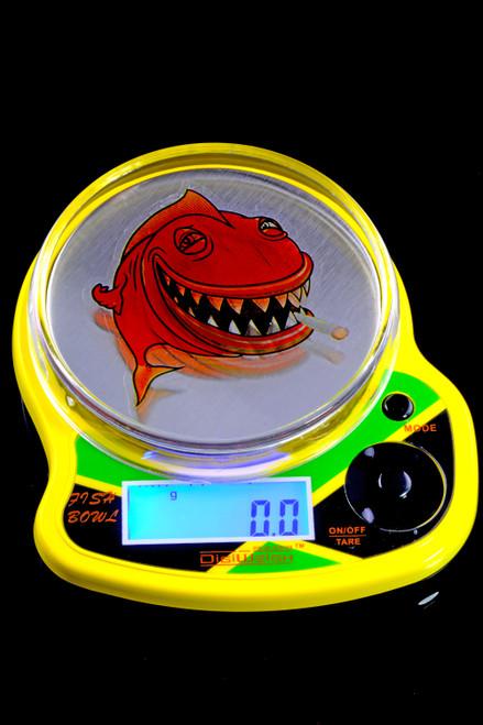 DigiWeigh Fish Bowl Digital Pocket Scale (1000g x 0.1g) - DS167