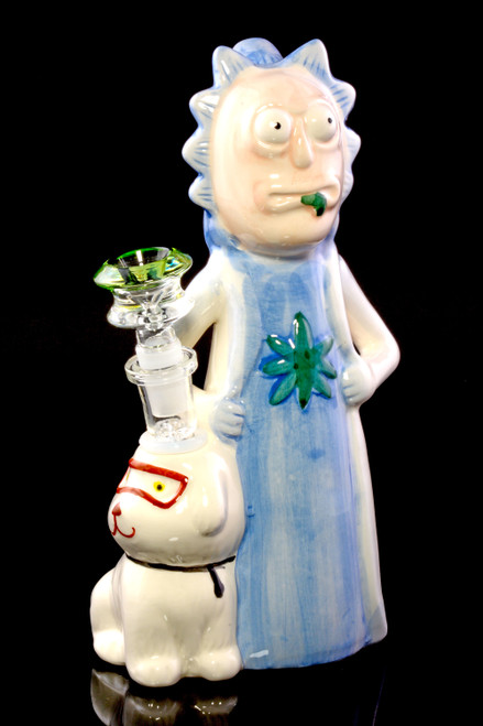Ceramic R&M Pupper Power Water Pipe - WP2394