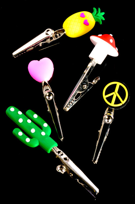 Wholesale silicone roach clips.