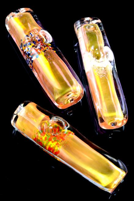 Wholesale square glass pipes in bulk.
