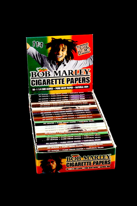 Wholesale Bob Marley rolling papers in bulk.