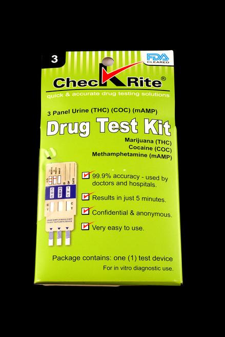 Wholesale 3 panel drug test.