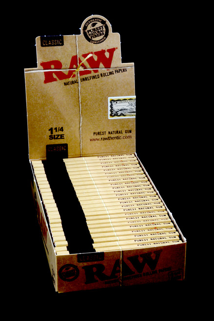 Wholesale Raw rolling paper retail displays for resale.