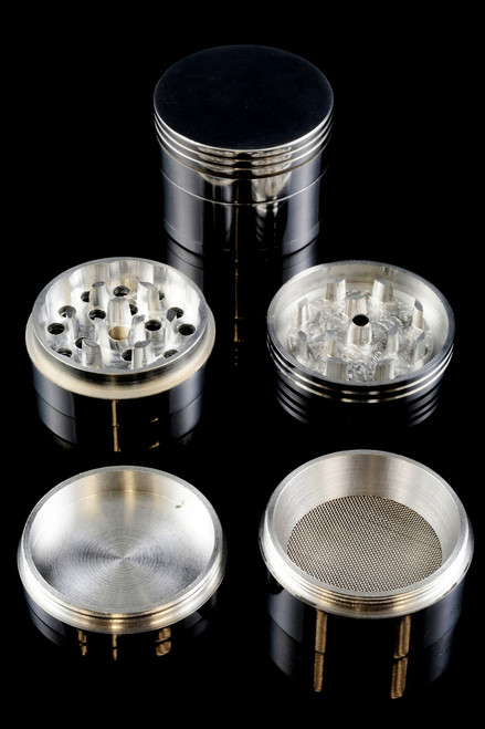 42mm 4 Part Aluminum Grinder - G0127