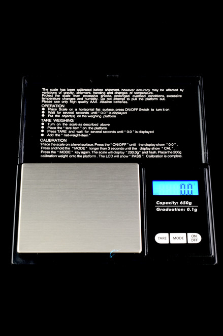 WeighMax Digital Scale (650 x 0.1g) - DS123